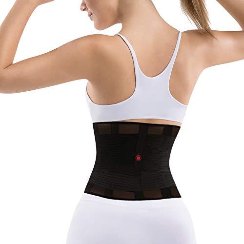 Slim Abs Womens Waist Trainer Corset Vest Slimming Faja Body Shaper for Women
