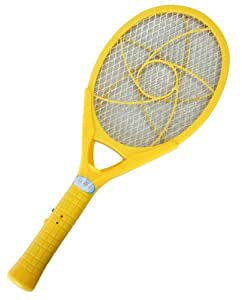 iTouchless Rechargebale Portable Handheld Electric Bug Zapper/ Swatter