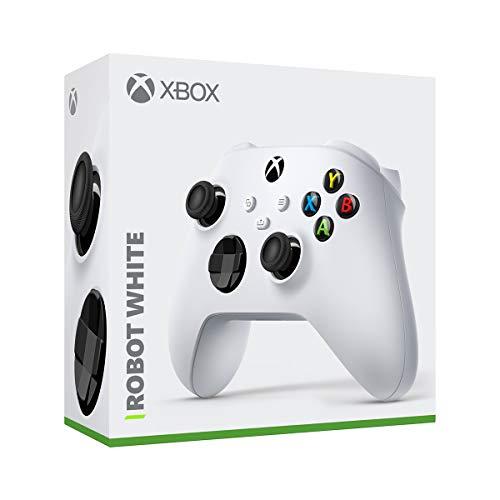Controle Sem Fio Xbox - Robot White