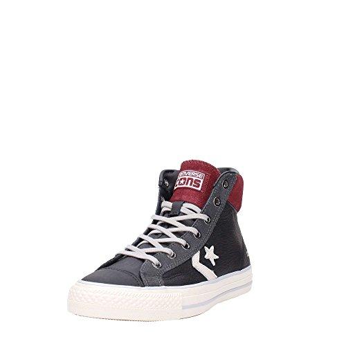 Converse Star Player Hi - Zapatillas abotinadas hombre Black/c.truffle