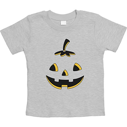 Grigio Ride Che O' Lantern Halloween Maglietta Neonato Unisex Jack Zucca zBUSqx