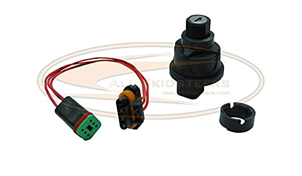 amazon com oem bobcat ignition key switch kit for 751 753 763 773oem bobcat ignition key switch kit for 751 753 763 773 863 873 883 963 s100 s130 s150 s160 s175 s185 s205 s220 s250 s300 s330 t110 t140 t180 t190 t200 t250