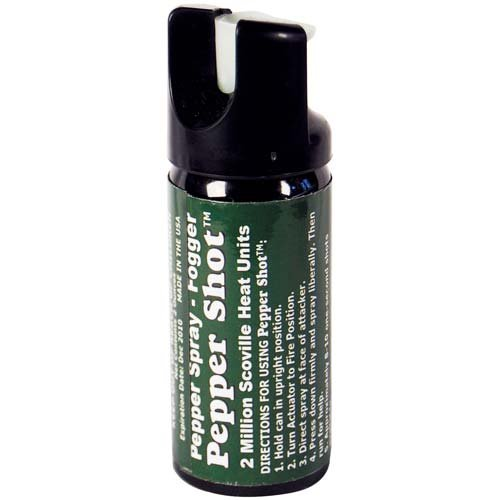 Pepper Shot 10% Pepper Spray 2 Ounce Fogger ()