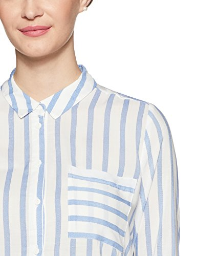 Shirt S Multicolore Stripes WVN Onlcandy Femme Noos Only Dancer L Blouse blue Stripes Cloud qantqxEW