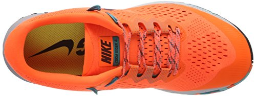 Hyper Kiger Zapatillas Red naranja Air Crimson para Terra Dark Zoom Orange 4 Turbo correr de Team Nike Men Team Green Pwx1BwqXS