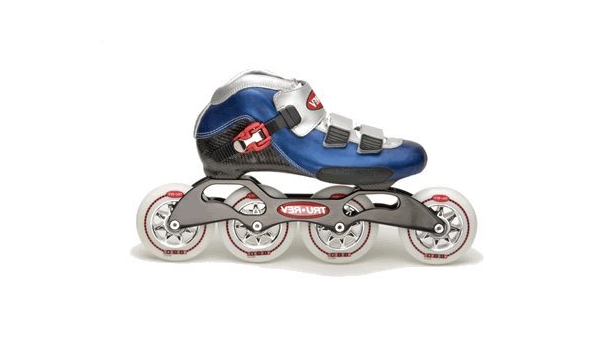 Black Tempish Unisex Hx 1.6 84 Outdoor Inline Roller Skates