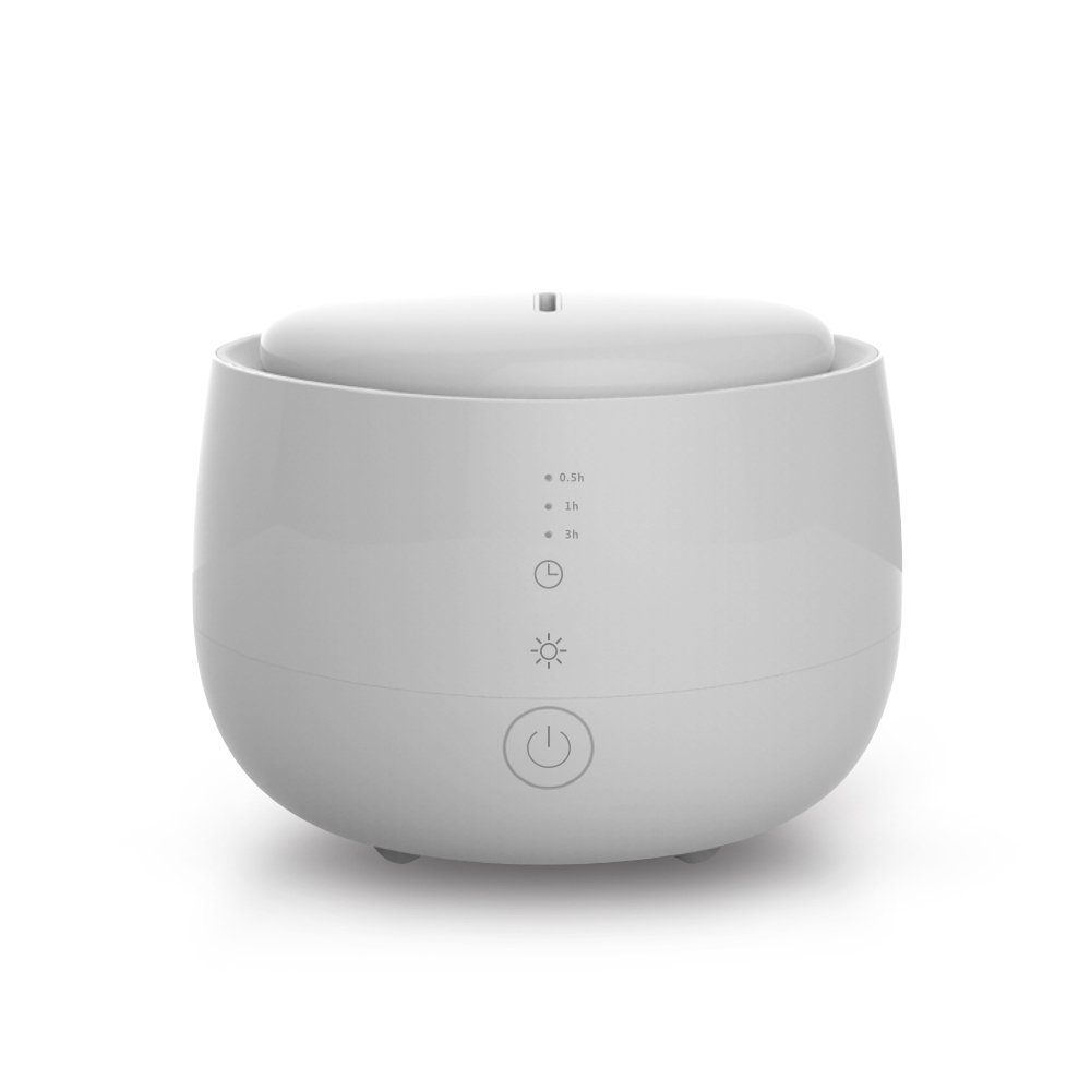 xiaojia Ultrasonic Cool Mist Humidifier Smart Tiger with Nightlight Function, Timer and Auto Shutoff