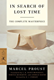 The Modern Library In Search of Lost Time, Complete and Unabridged 6-Book Bundle: Remembrance of Things Past, Volumes I-VI (Proust Complete)