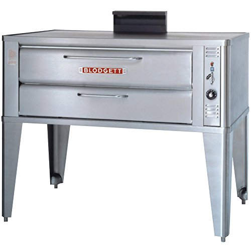 Small Gas Deck Oven For Baking & Roasting - One Base Section