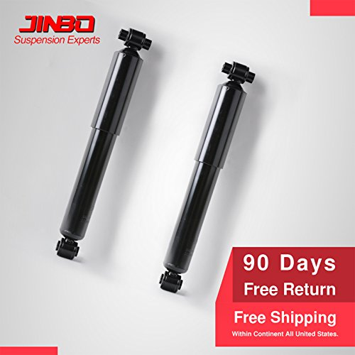 Mgpro New 1 Pair Front Suspension Gas Shock Absorber Struts Assembly Kit For 90-05 Chevy Astro(AWD) & 90-05 GMC Safari 4WD