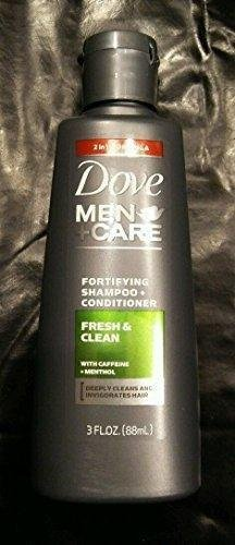 Dove MEN PLUS CARE FORTIFYING SHAMPOO AND
