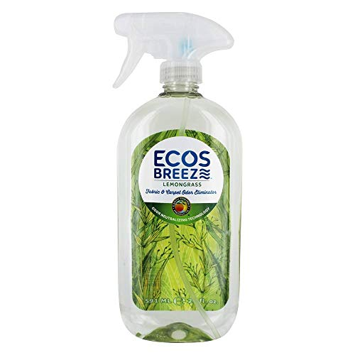 Earth Friendly Products Eco Breeze, Fabric Refresher, Lemongrass, 22 fl oz