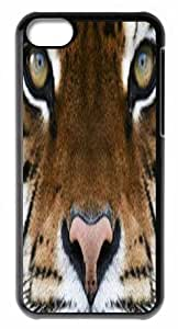 iphone 5cC Cover - Tiger Back Cases