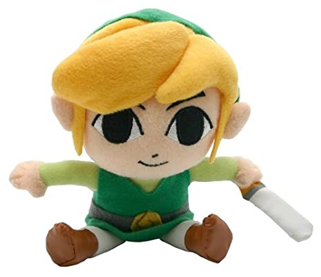 Together - Peluche Zelda - Link 16cm - 5016743102111