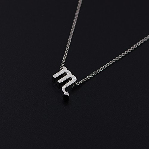 Boosic Scorpio Necklace for Women, 18