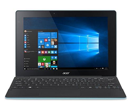 Acer Aspire Switch 10E SW3-01610,1Zoll HD IPS Touch Screen Abnehmbare Laptop (blau)-(Intel Prozessor, 2GB RAM, 32GB Speicher, Windows 10)