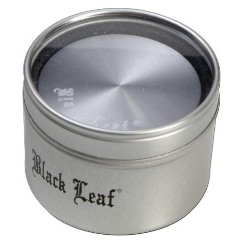 Grinder de Black Leaf - Gray- H36 mm, 4 piezas ø50 mm con corte de diamante - PatchouliWorld: Amazon.es: Jardín