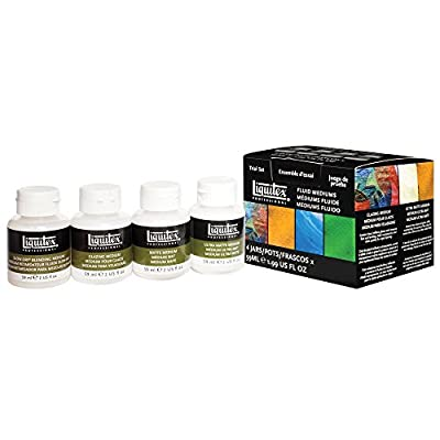 Liquitex Professional Mediums Intro Set of 6