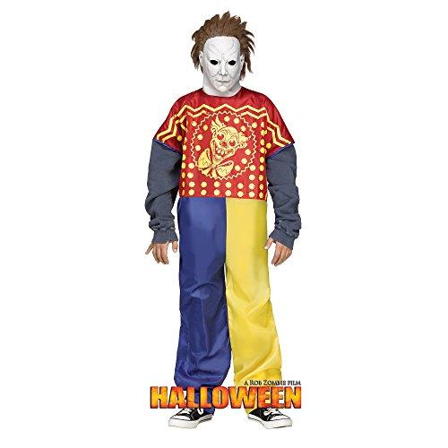 (Fun World Boys' Little Michael Myers, brown,)