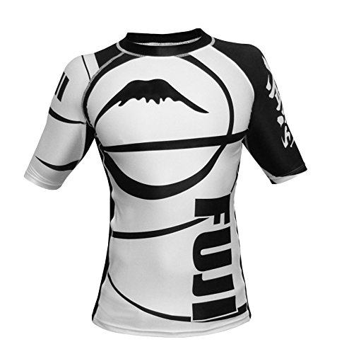 Fuji IBJJF Freestyle Short Sleeve Rash Guard