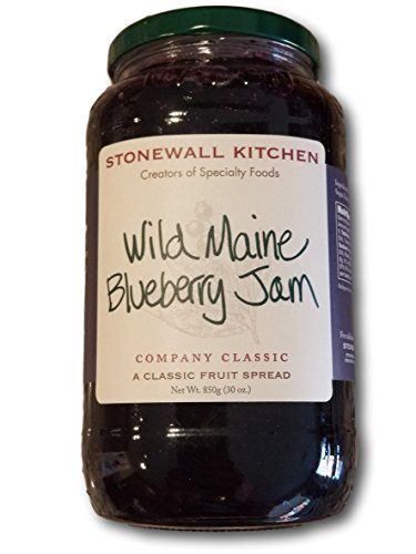 Stonewall Kitchen Wild Maine Blueberry Jam, 12.5 oz