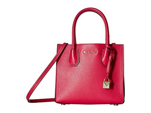Boutique Purse Handbag - MICHAEL Michael Kors KORS STUDIO Mercer Medium Messenger Ultra Pink