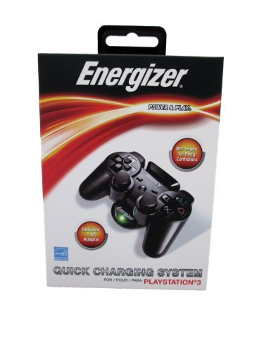 Cheap Playstation 3 Energizer® 1x Charging System