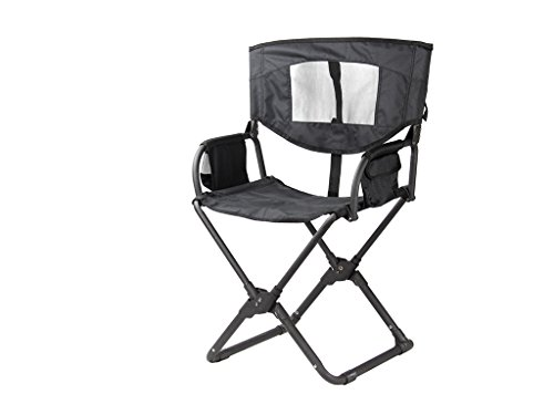Front Runner Expander Chair for Camping Tailgating and Sporting Events/Black Powdercoated Steel - by by Front Runner