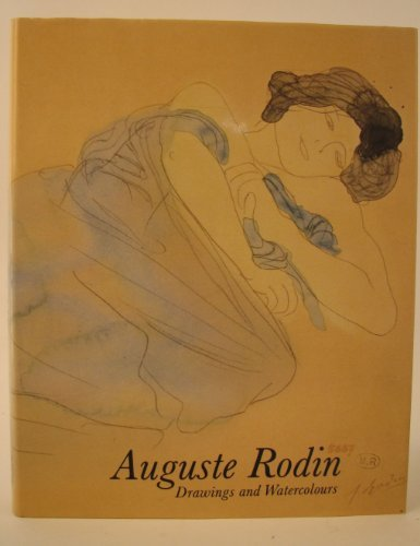 Rodin Drawings and Watercolours (Painters & sculptors)