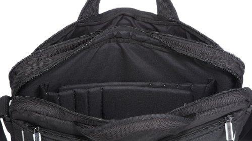 Samsonite Flexxea - Maletín para portátil de 14-16 pulgadas color negro black/stone grey