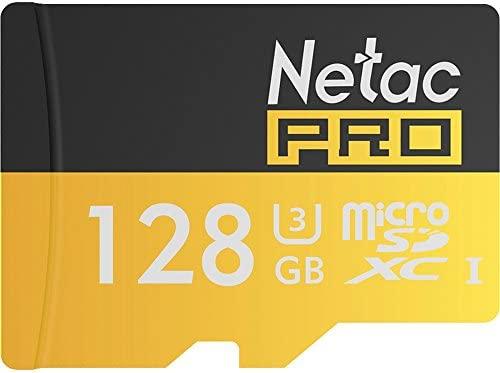 Docooler Netac P500 Clase 10 16G 32G 64G 128G Micro SDHC TF Tarjeta de Memoria Flash Almacenamiento de Datos UHS-1 de Alta Velocidad hasta 80 MB/s ...