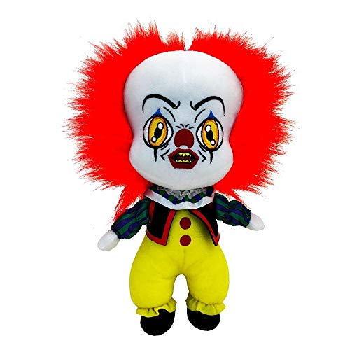 Factory Entertainment - Stephen King - It the Movie - Pennywise The Clown Plush Stuffed Toy Figure- 10 -