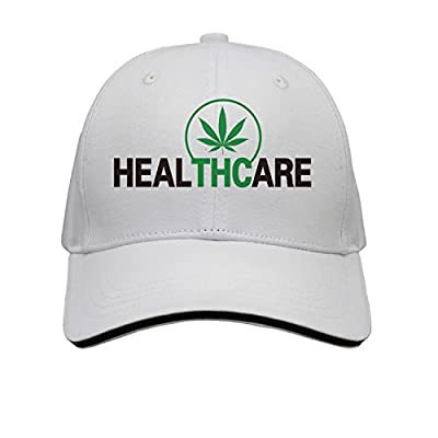 Maloery Rorry Low Profile Hat Health Care Weed Hip Hop Baseball Cap for Unisex