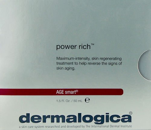 t Power Rich 5 Tubes X 10ml (Power Rich By Dermalogica)
