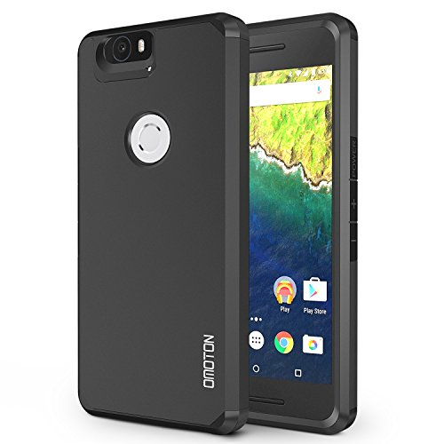 Huawei Google Nexus 6p Case Omoton High Impact Resistant Import It All