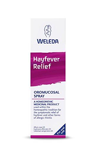 Weleda 20ml Hayfever Relief Oromucosal Spray
