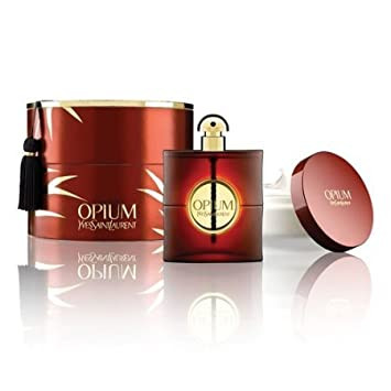 673c524eb64 Amazon.com : Opium YSL Perfume For Women Gift Set Includes 3 Fl OZ EDP SPRAY,  AND Body Cream 6.6 Fl Oz For Women : Eau De Parfums : Beauty