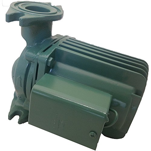 Cast Circulator Iron Pump (Taco 0011-F4, Circulator Pump, Cast Iron, 1/8 HP Pump)