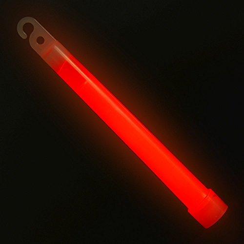 10pcs Light Up Foam Sticks LED Wands Rally Rave Batons DJ Flashing Glow Stick