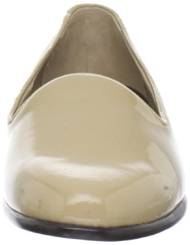Trotters Womens Liz Slip-on Patent Nude