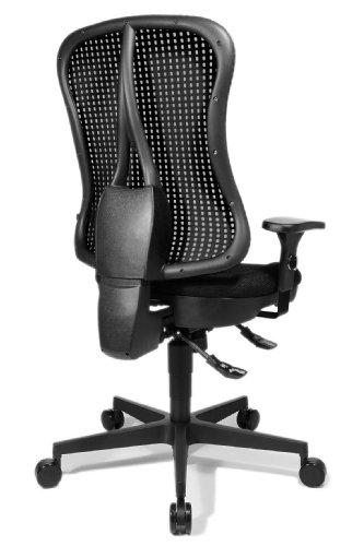 Topstar Bürodrehstuhl schwarz - 4