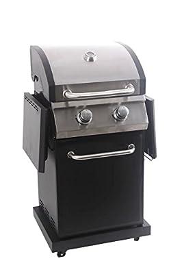 MASTER COOK Professional 2-Burner Liquid Propane Gas Grill