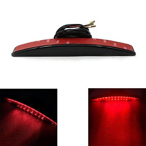 Cvo rear fender lights