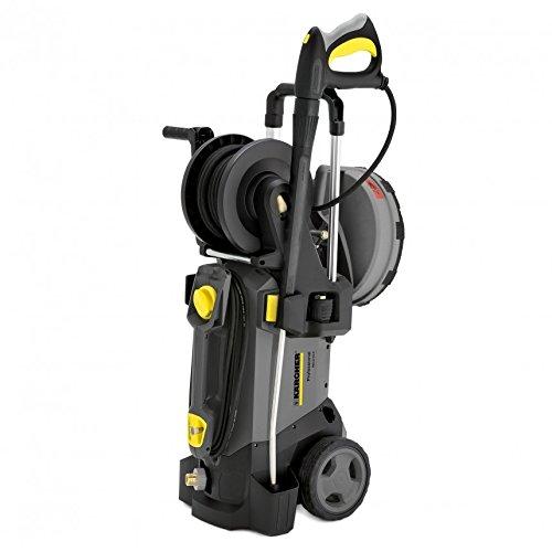 Kärcher HD 5/15 CX Plus + FR Classic Upright Electric 500 l/h, 15 m, 5 m, noir, gris, jaune, nettoyeur à pression nettoyeur à pression Kärcher 1.520-144.0
