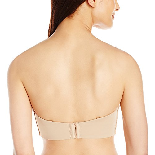 Lilyette by Bali Women's Tailored Strapless Minimzer Bra, Body Beige, 34C