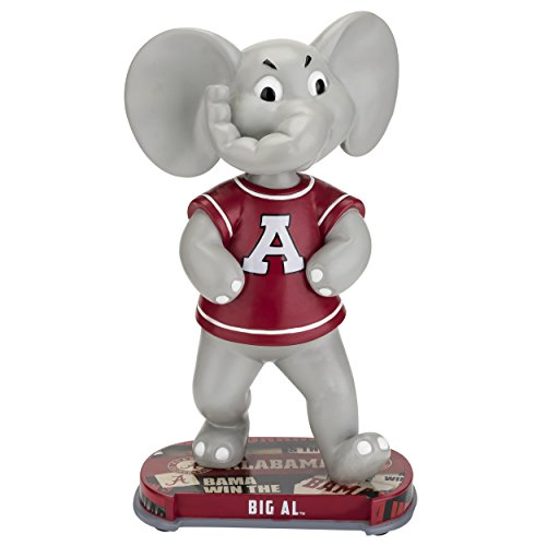FOCO Alabama Mascot Headline (Football Bobble Head)