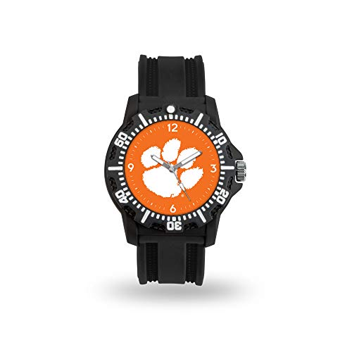 (Rico Industries NCAA Clemson Tigers Model Three Watch)