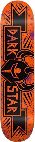 Darkstar Grand Skateboard Deck Orange Sz ()