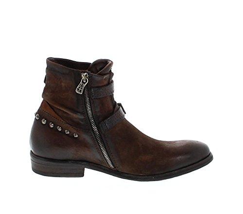 chiuse BootsMason Uomo FB 390204 Scarpe Fashion Castagna 0001 5pfqwUX