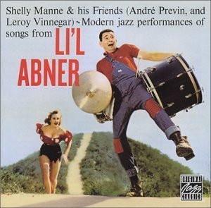 Price comparison product image Modern Jazz Performances of Songs from Li'l Abner (2013-05-03)